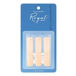 Rico 3ROCL** Royal Clarinet Reeds - 3 Pack
