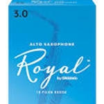 Rico ROAS** Royal Alto Sax Reeds - Box of 10