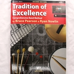 KJOS W61PR Tradition of Excellence - Book 1