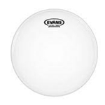 "Evans B08G2 8"" White Batter Head"
