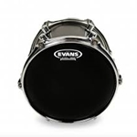 "Evans B10ONX2 10"" Black Batter Head"