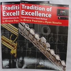 KJOS W61 Tradition of Excellence - Book  1