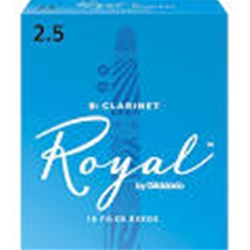 Rico ROCL** Royal Clarinet Reeds Box of 10