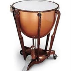 "Ludwig LKS432PG 32"" Polished Copper Timpani"