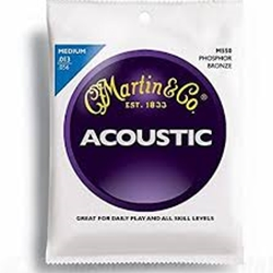 Martin M550 Acoustic String Set
