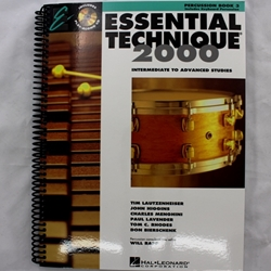 Hal Leonard ETPE Essential Technique Interactive - Book 3