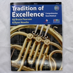 KJOS W62HF Tradition of Excellence - Book 2