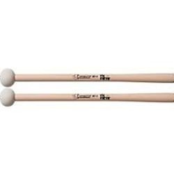 Vic Firth VFMB1H Marching Bass Mallet - Small