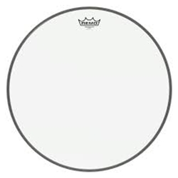"Remo BR132000 20"" Clear Bass Drum Batter Head"