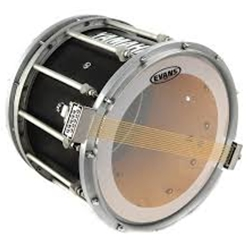 "Evans SS13MS3C 13"" Clear Snare Side Head"