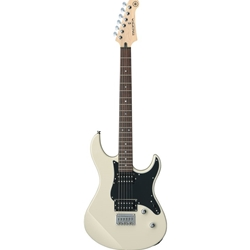 Yamaha PAC120HVW Pacifica 120H Electric Guitar - Vintage White