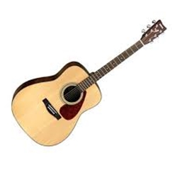 Yamaha F325D Accoustic Guitar - Natural Finish