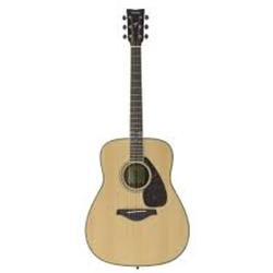 Yamaha FG820 Accoustic Guitar - Natural Finish
