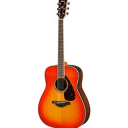 Yamaha FG830AB Accoustic Guitar - Autumn Burst