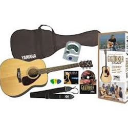 Yamaha GIGMAKER STD Accoustic Guitar Package
