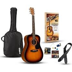 Yamaha GIGMAKERSTDTBS Accoustic Guitar Package