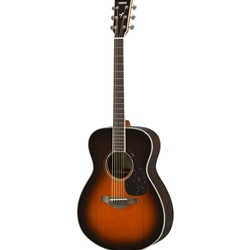 Yamaha FS830TBS Small Body Accoustic Guitar -  Tobacco Brown Sunburst