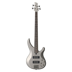 Yamaha TRBX304PWT Electric Bass - Pewter