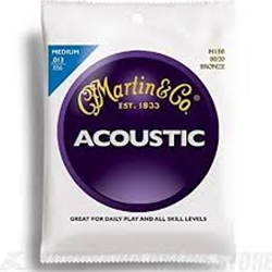Martin M150 Accoustic String Set